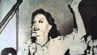 """LA FLOR DE LA CANELA"" canta CHABUCA GRANDA"