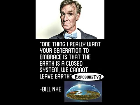 Bill Nye The Earth Is A Closed System Guy  Theres No Place To Go