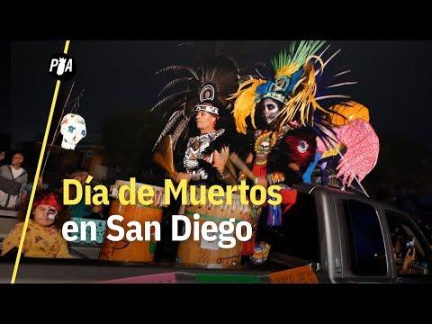 Día de Muertos en tierra chicana | Barrio Logan de San Diego