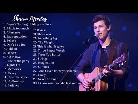 Shawn Mendes | Best Song collection ( updated )