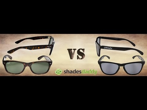 ray ban sunglasses vs. oakley  ray ban vs. oakley should i buy ray ban or oakley sunglasses?