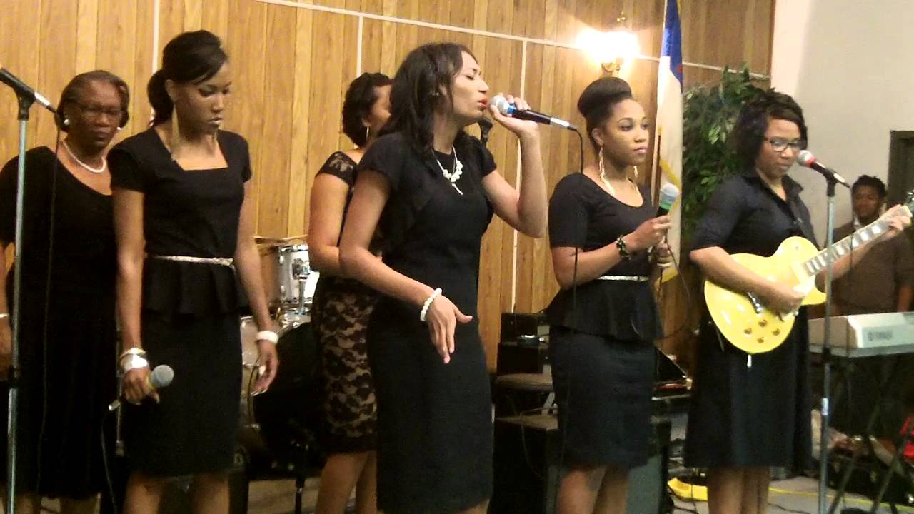 Female Gospel Artist Never Never