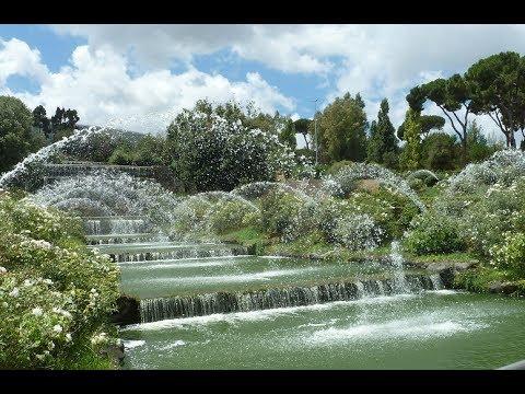 Passeggiate per roma il giardino delle cascate all 39 eur - Cascate per giardino ...
