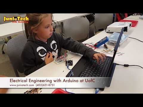 JunioTech Electrical Engineering with Arduino