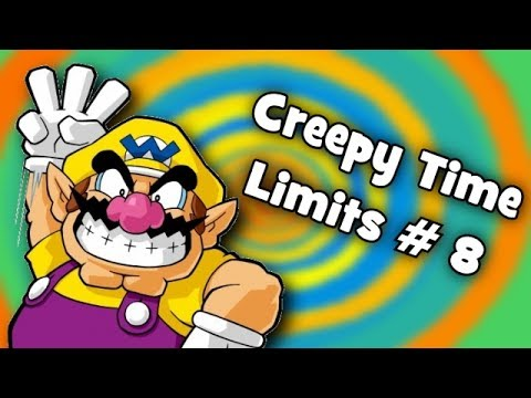 Creepy Time Limits # 8