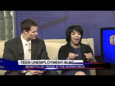 OnPoint! on WACH Fox:Teen Unemployment in SC
