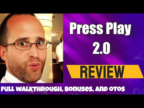 Press Play 2.0 review