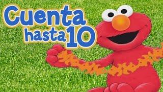 CUENTA HASTA 10 PARA NIÑOS | APRENDE LOS NÚMEROS | ESPAÑOL