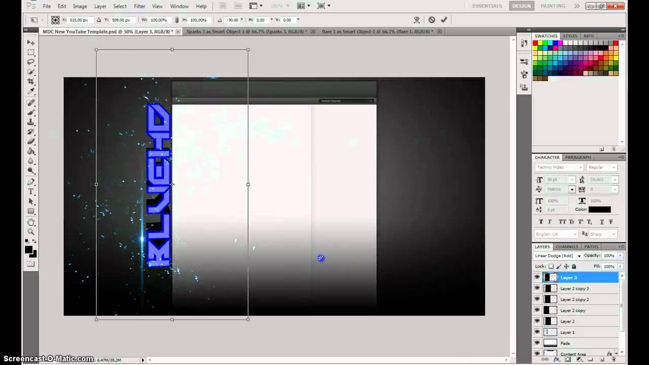 Tutorialhow to make a gfx background in photoshop cs5 2012 youtube tutorialhow to make a gfx background in photoshop cs5 2012 baditri Images