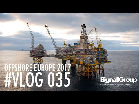 VLOG 035: SPE OFFSHORE EUROPE 2017