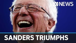 Gambar cover Bernie Sanders claims a dominant victory in the Nevada Democratic caucuses | ABC News