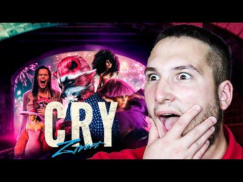 Zivert - CRY (Премьера клипа) РЕАКЦИЯ