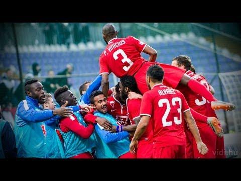 Kettős győzelemmel döntős a Vidi a Ligakupában
