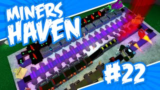 Miners Haven #22 - BEST QN SETUP (Roblox Miners Haven)