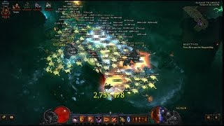 Diablo 3 - INCREDIBLE Gold Farming. MILLIONS in minutes! Patch 2.1
