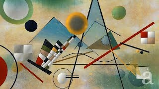 Wassily Kandinsky - To create a work of art is to create the world