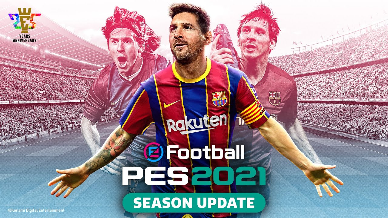 eFootball PES 2021 Season Update | Review Discussion PS4 - YouTube