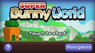 Super Bunny World - Lucky Kat Studios Walkthrough