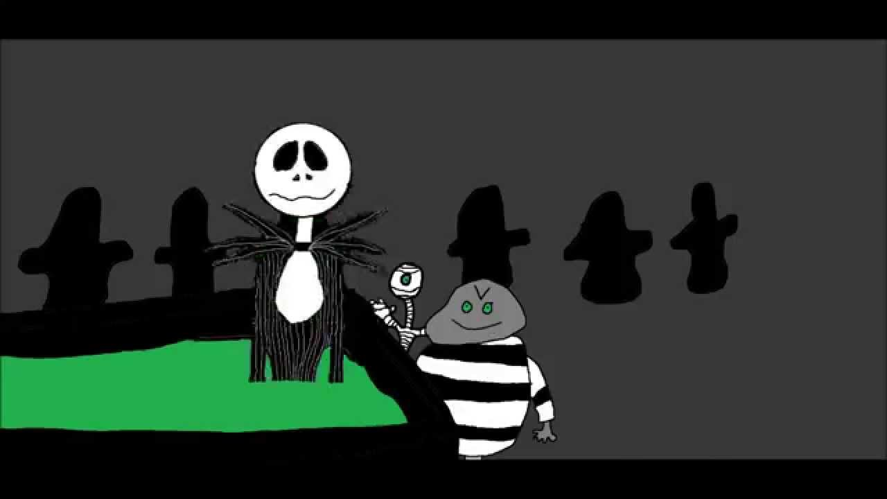 This is Halloween Cartoon - YouTube