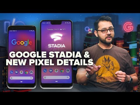 Google's streaming service for games gets official, Pixel 4 info (Alphabet City)