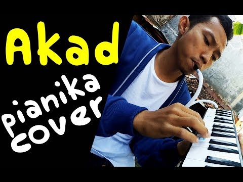 Akad Versi Pianika ~ Payung Teduh ~ Official Laiqul Fakhri Cover