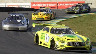 Gran Turismo™SPORT | Daily Race 1204 | Sao Paulo | Mercedes-Benz AMG GT3 | Broadcast