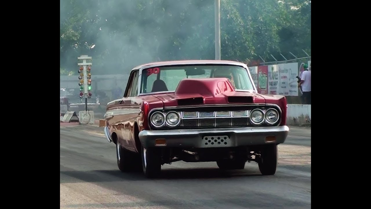 Nostalgia Super Stocks, Bunker Hill Dragstrip July 2014 - YouTube