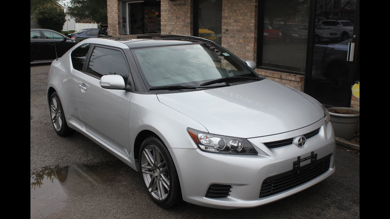 used like new 2011 scion tc silver for sale georgetown auto sales ky kentucky sold youtube. Black Bedroom Furniture Sets. Home Design Ideas