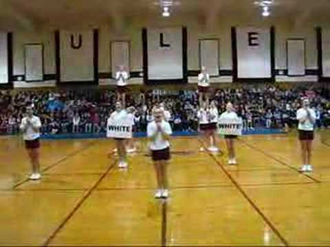 Cheerleading Competition Routine 2008