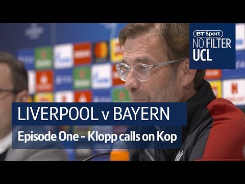 """Anfield can push us to 140 per cent!"" - No Filter UCL: Liverpool vs Bayern Munich preview"
