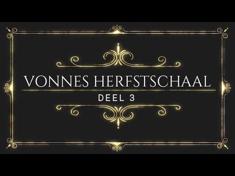 Vonnes Herfstschaal Deel 3 Guimpe Veer Youtube