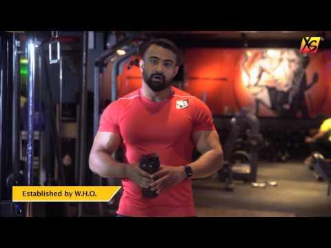 XS Whey Protein official  video with XSpert Arunava Bhattacharyya