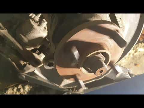Кривые ступицы Toyota Corolla Fielder
