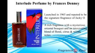 Interlude Perfume, a Fragrance Line by Frances Denney Thumbnail