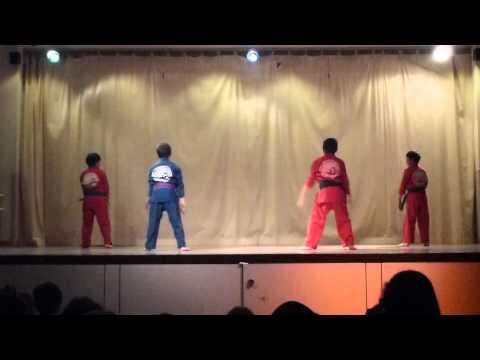 M. Turner Elementary school 2012 talent show