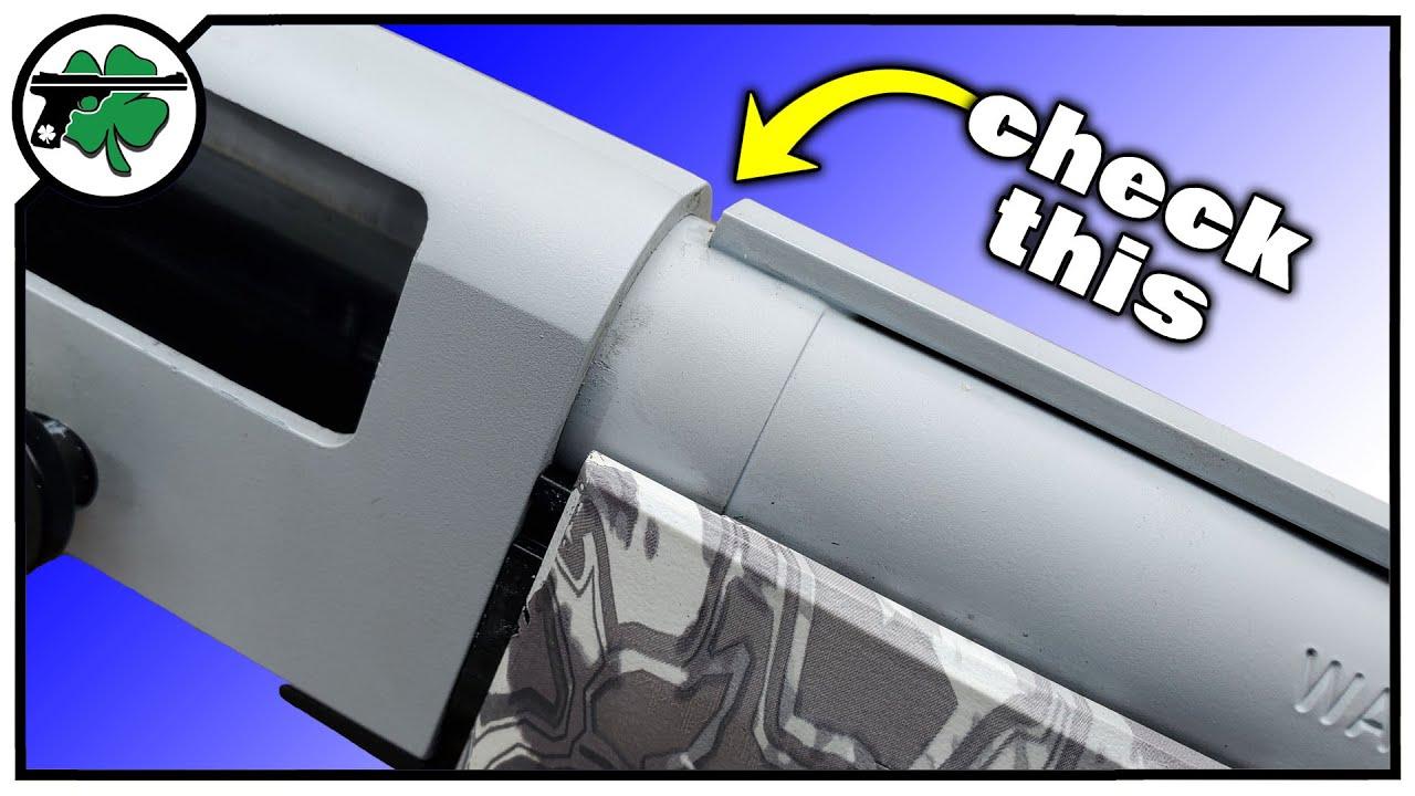 Mossberg 940 Snow Goose Shotgun Cleaning & Maintenance SAFETY Tip