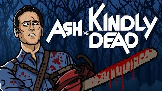 Ash vs Kindly Dead
