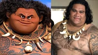 Costco Employee Looks Like The Rock's Character From 'Moana:' 'I Play Along'