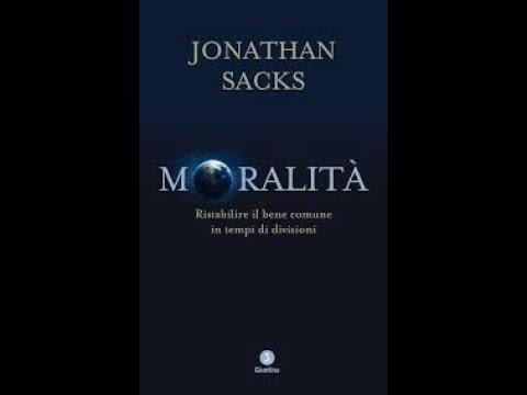 Presentazione del libro di Jonathan Sacks z. l.