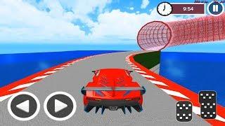 سباق النهائي - المثيرة السيارات #4 - ألعاب السيارات المستحيلة - العاب سيارات - ألعاب أندرويد