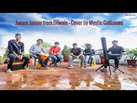 Janam Janam - Dilwale Cover by Mystic Collisions