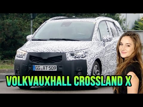Ultimate Reviews!! Vauxhall Crossland X Specs