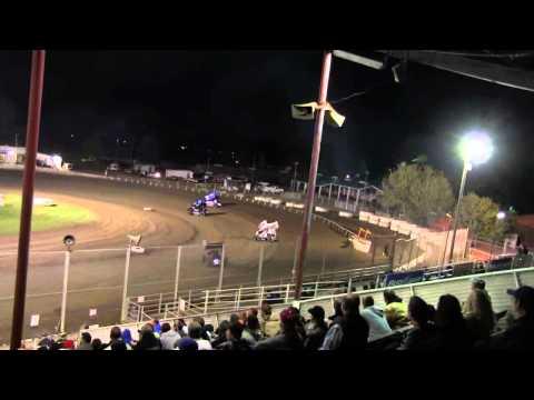 Dominic Scelzi 10/12/12 Ocean Speedway Watsonville Heat Race
