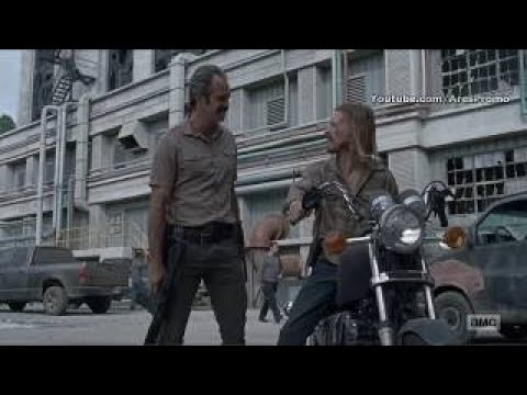 The Walking Dead 8x12 Opening Scene Season 8 Episode 12 HD