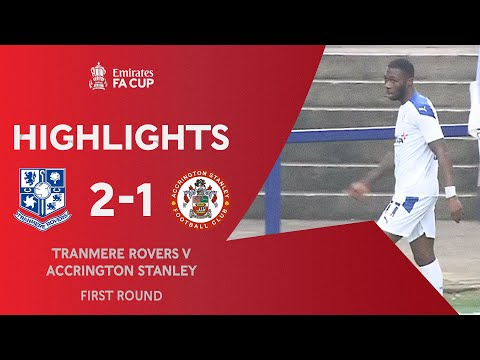 Tranmere Accrington Goals And Highlights