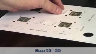 Tutorial: Checking Camera Offset – Bestimmung des Kamera-Offsets - POSITONplus - eurolaser