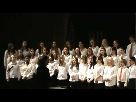 Kingswood Regional Middle School Chorus Christmas Concert  5