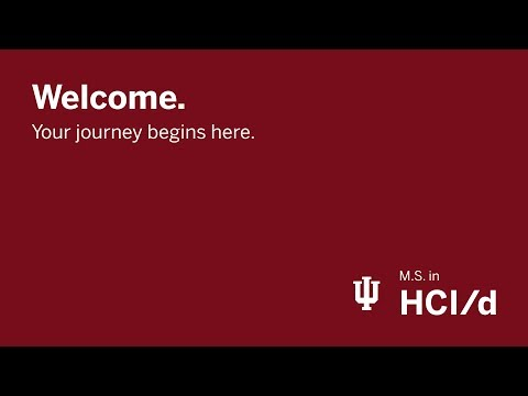 HCId Video Intro to Program