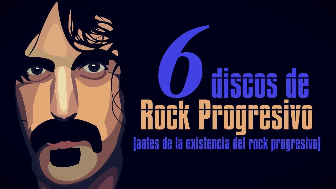 7116611ef2 6 discos de Rock Progresivo que iniciaron el género - YouTube