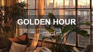 GOLDEN HOUR playlist | soft krnb/khiphop